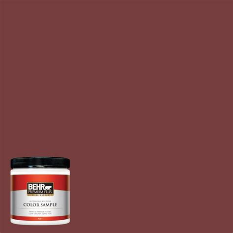 behr premium plus 8 oz s h 190 antique interior exterior paint sle s h 190pp the home
