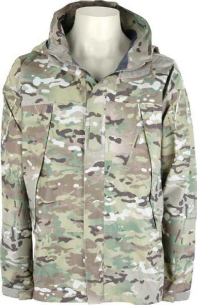 Jaket Parka Army Layer ecwcs iii l6 multicam ocp weather jacket med