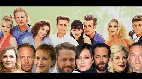 beverly hills 90210 original cast members beverly hills 90210 cast members then and now 2018 youtube