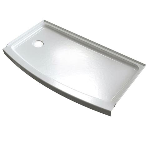 30 X 60 Shower Base by American Standard Ovation Curve 30 In X 60 In Single