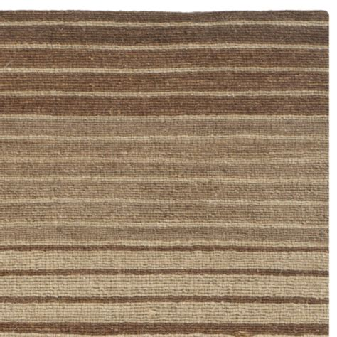 Striped Area Rugs Safavieh Marbella Beige Striped Contemporary Area Rug Wayfair