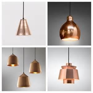 copper lights copper finds design shines