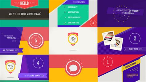 Promo In 5 Steps By Heyalisa Videohive Free After Effect Promo Template