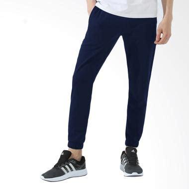 Navy Silet 1 Celana Panjang jual jfashion celana panjang jogger pria dewasa polos felix navy harga