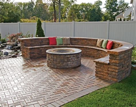 Indoor Kitchen Garden Ideas tips of best patios with fire pits homesfeed