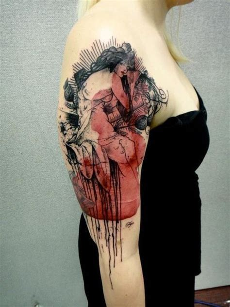 xoil tattoo gallery 147 best images about trash polka tattoos on pinterest