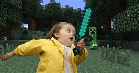 Little Girl Running Meme - image 220044 chubby bubbles girl know your meme