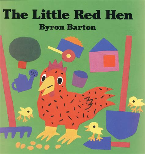 The Hen Book Report by Hen Big Book By Byron Barton Illustrated By Byron Barton Harpercollins Children S