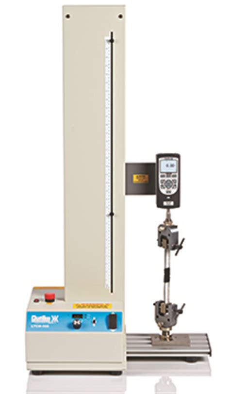 Tensimeter Stand motorized test stands ltcm series from chatillon