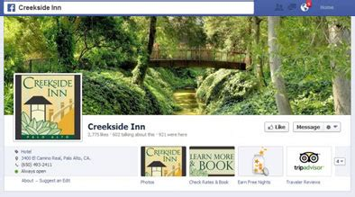 Social Media Sweepstakes - 187 creekside inn social media sweepstakes case study