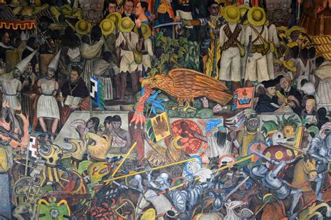 Christmas Murals For Walls the most famous diego rivera murals inspire comradery and