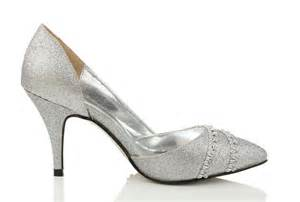 Wedding Shoes Images Best Silver Wedding Shoes Photos 2017 Blue Maize