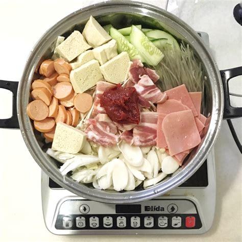 Lirongs Kitchen by Korean Inspired Dinner Kimbap Army Stew Picnic