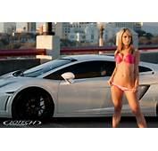 Lamborghini Hot Girl Wallpaper  Johnywheelscom