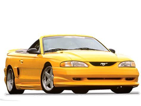 1994 1998 ford mustang xenon kit