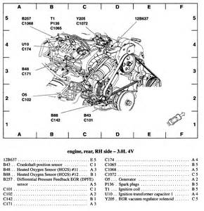 1994 ford taurus 3 0 engine diagram 1994 free engine image for user manual