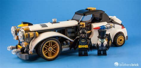 Lego 70911 The Penguin Arctic Roller Batman lego batman 70911 the penguin arctic roller review