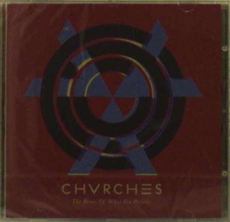 Chvrches The Bones Of What You Believe Vinyl Piringan Hitam chvrches the bones of what you believe new cd ebay