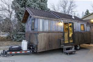 Home Theater Design On A Budget by Designer Tiny Home Hits The Market For 74 000 Daily