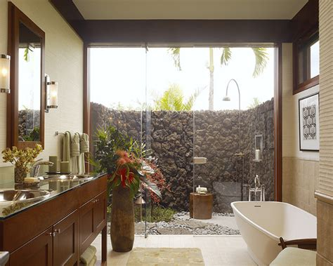 tropical bathrooms hawaii residence tropical bathroom hawaii by