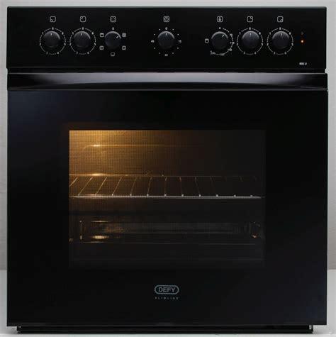 undercounter gas oven defy 600mm slimline undercounter oven defy appliances