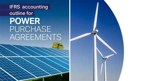 power purchase agreement ifrs accounting outline for power purchase agreements