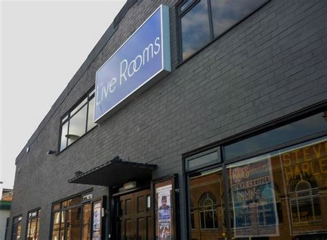 the live rooms chester top tips before you go