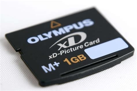 Memory Xd Picture Card digital memory test recordable media review
