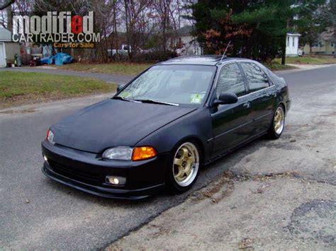 4 Door Honda Civic by Photos 1995 Honda 4 Door Civic Ex Ferio For Sale