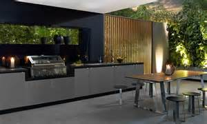 Alfresco Kitchen Designs Cooking Fresh Is Easy In Modern Outdoor Kitchens