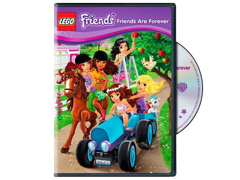 Ready Lego 3189 Friends Heartlake Stables Diskon friends are forever dvd 5004338 friends brick browse shop lego 174