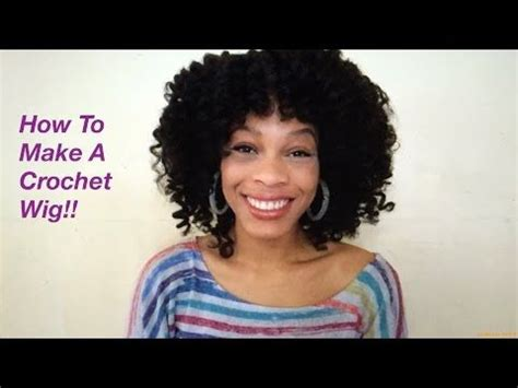how to do a braidless braid with the topsy tail diy how to braidless crochet wig tutorial natural hair