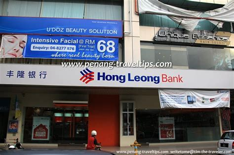 hlb bank hong leong bank branches in penang