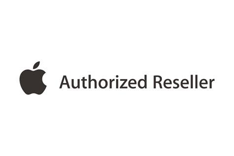 apple reseller apple authorized reseller logo