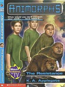 the resisters book wiki the resistance applegate novel