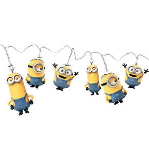 Led Lights Ebay String Lights Minions Star Wars Despicable Me Minions Kids