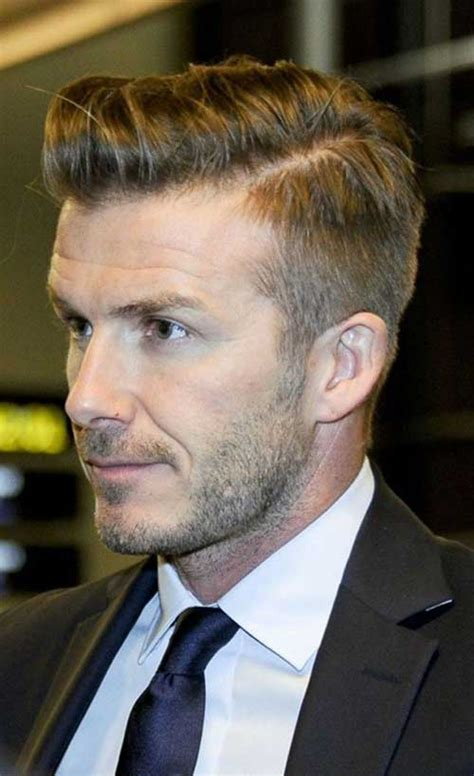 David Beckham Hairstyles by 20 David Beckham Hairstyle 2014 Mens Hairstyles 2018
