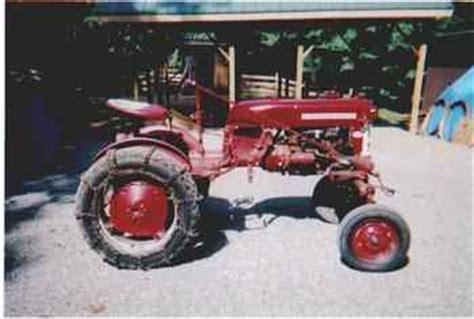 Used Farm Tractors For Sale 1959 Farmall Cub 2003 09 17