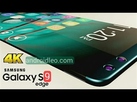 Samsung Galaxy S10 Edge by Samsung Galaxy S9 Edge Introduction Concept