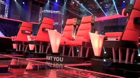 the voice of germany stuhl video der hei 223 e stuhl the voice of germany