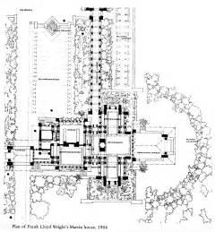 Frank Lloyd Wright Floor Plans Frank Lloyd Wright Houseplans 171 Floor Plans