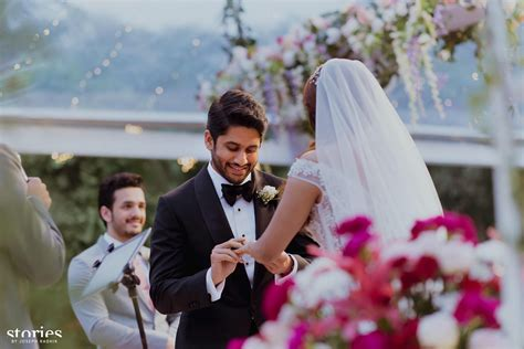 Wedding Stills Images by Ruth Prabhu Naga Chaitanya Akkineni Marriage
