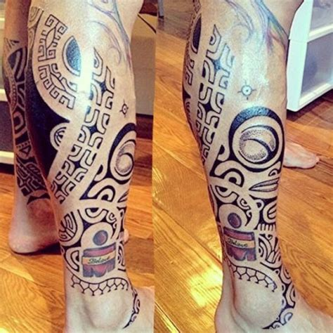 tribal tattoos for men legs 50 best tattoos for in 2014