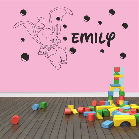 dumbo wall stickers popular dumbo decorations buy cheap dumbo decorations lots