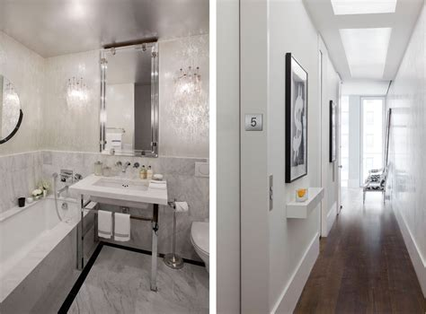 glamorous small bathroom interior decoration also marble