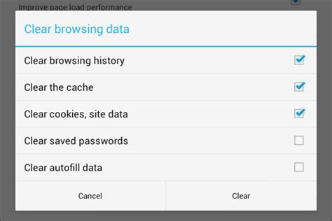 clear android history guide to remove chrome history from android