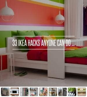 hacks for home 25 ikea hacks diy home decor