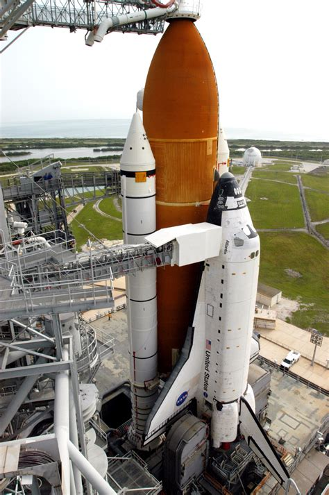 Space Planning dlr space administration sts 115 must wait longer