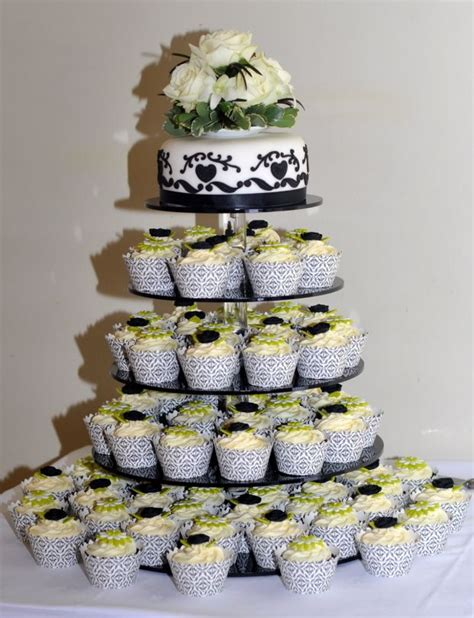 22 best black green and white cake table images on cake table boxes and