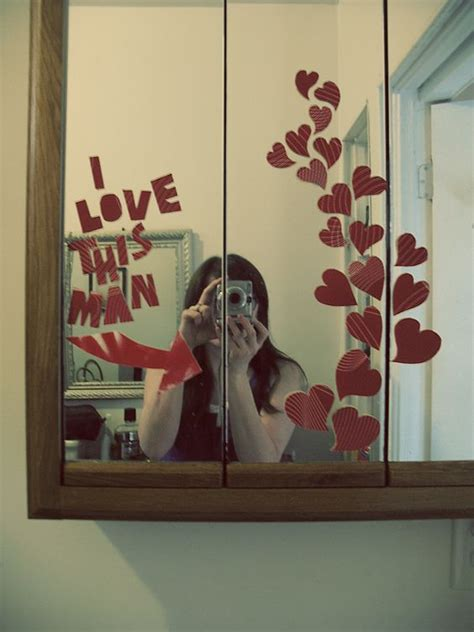 how to surprise your boyfriend in bed bathroom mirrors valentine s day and valentines day on